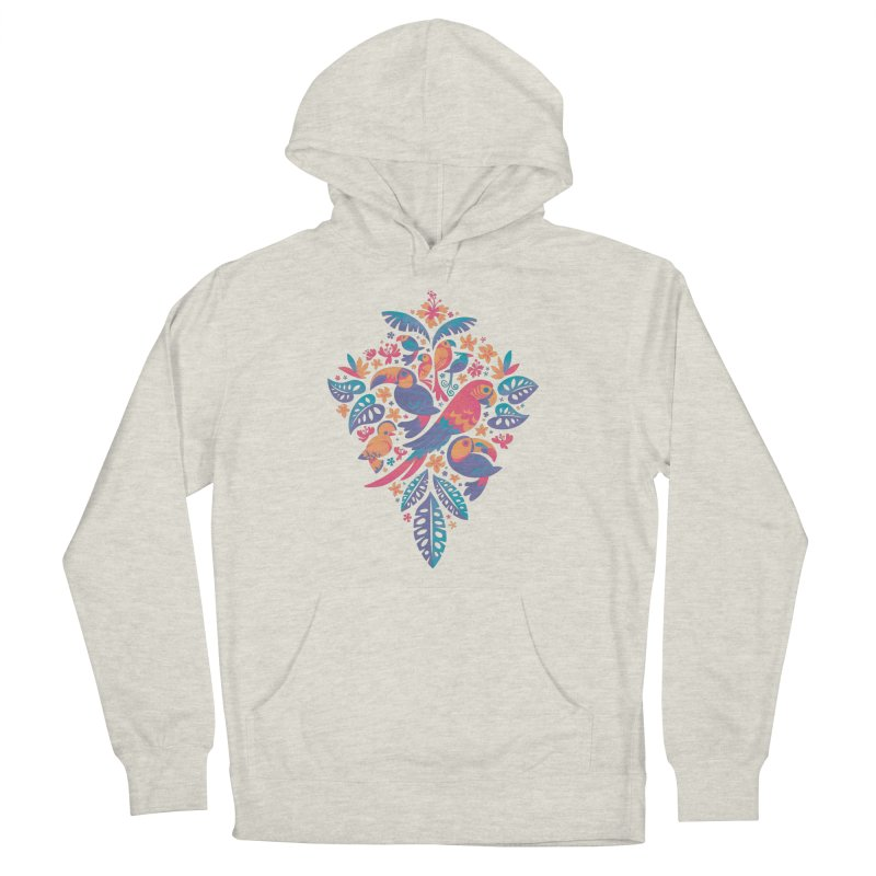 Tropicana II Men's French Terry Pullover Hoody by Waynem