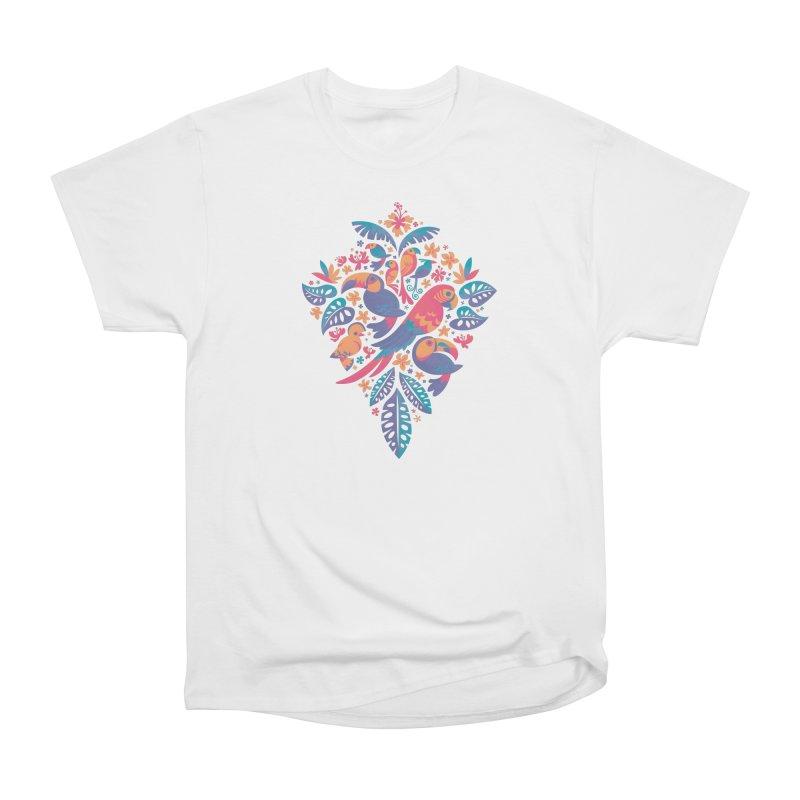 Tropicana II Women's Heavyweight Unisex T-Shirt by Waynem