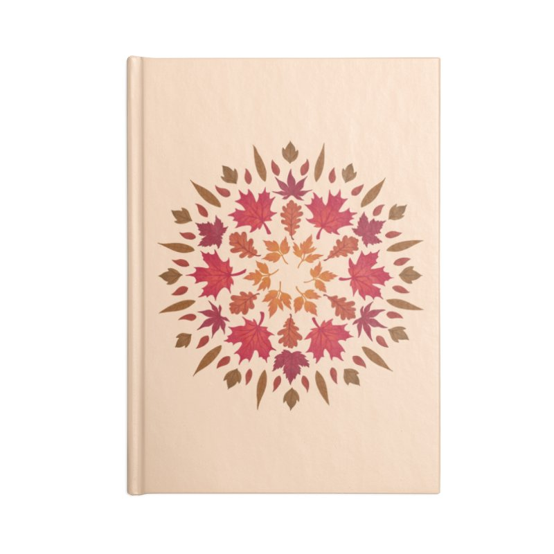 Autumn Sun Accessories Blank Journal Notebook by Waynem