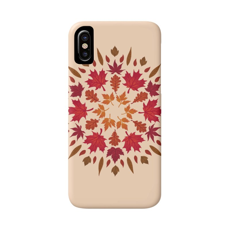 Autumn Sun Accessories Phone Case by Waynem