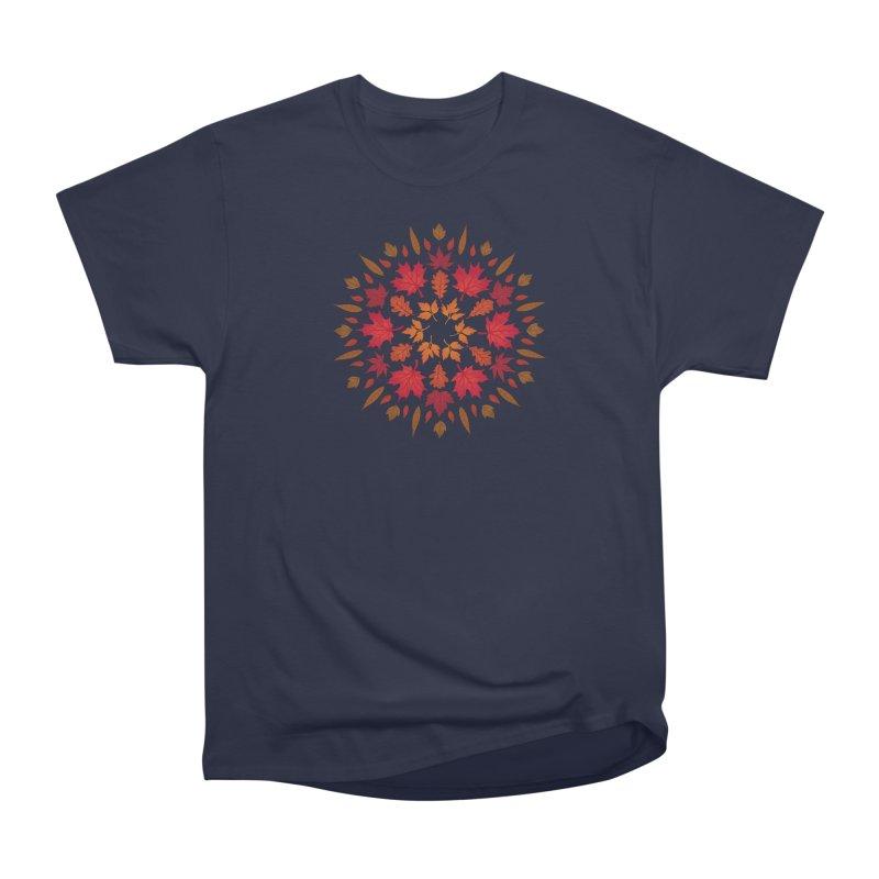 Autumn Sun Women's Heavyweight Unisex T-Shirt by Waynem