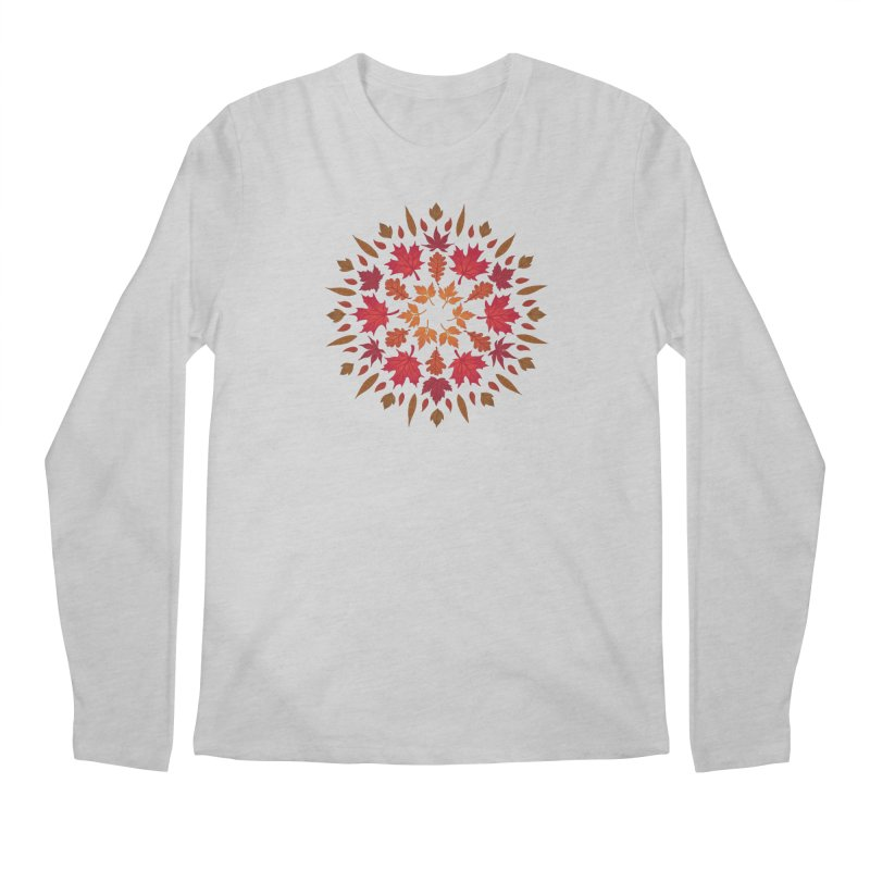 Autumn Sun Men's Regular Longsleeve T-Shirt by Waynem