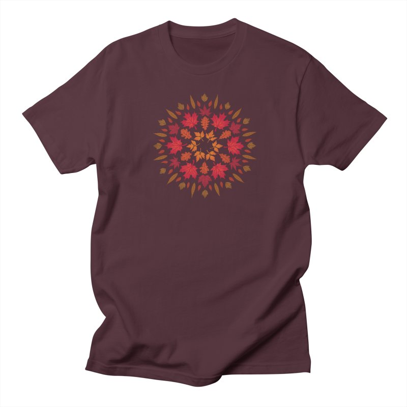 Autumn Sun Women's Regular Unisex T-Shirt by Waynem