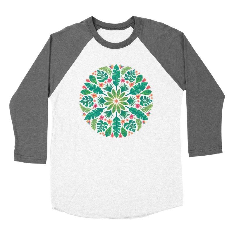 Tropical Sun Women's Longsleeve T-Shirt by Waynem