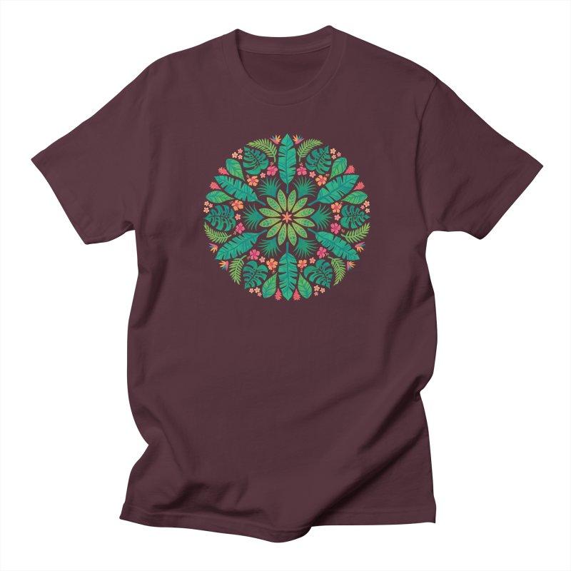 Tropical Sun Women's Regular Unisex T-Shirt by Waynem