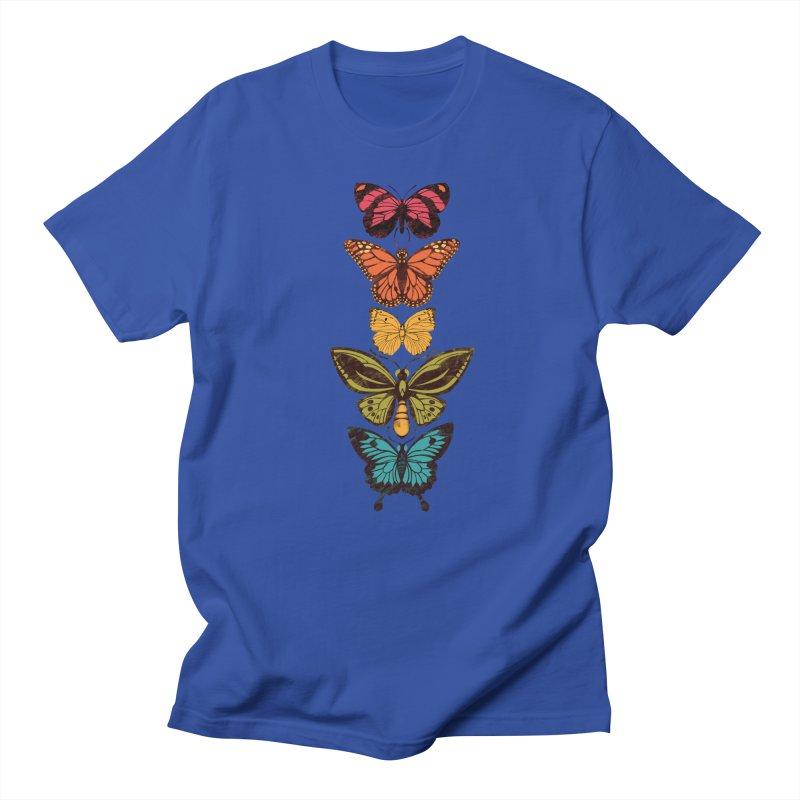Butterfly Spectrum Women's Regular Unisex T-Shirt by Waynem
