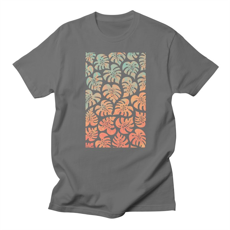 Monstera Mash Women's T-Shirt by Waynem