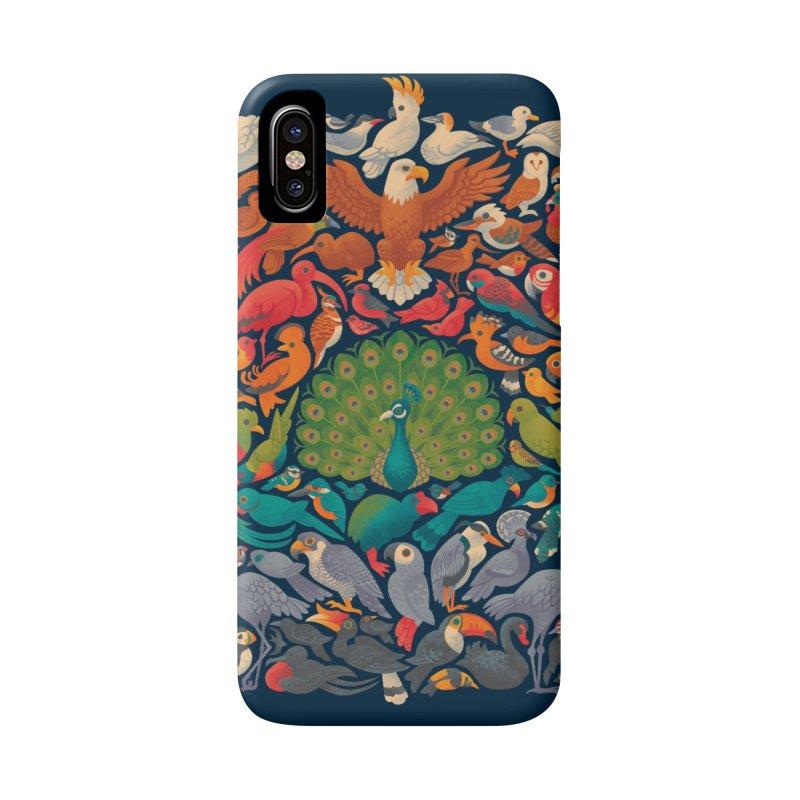 Aerial Spectrum Accessories Phone Case by Waynem