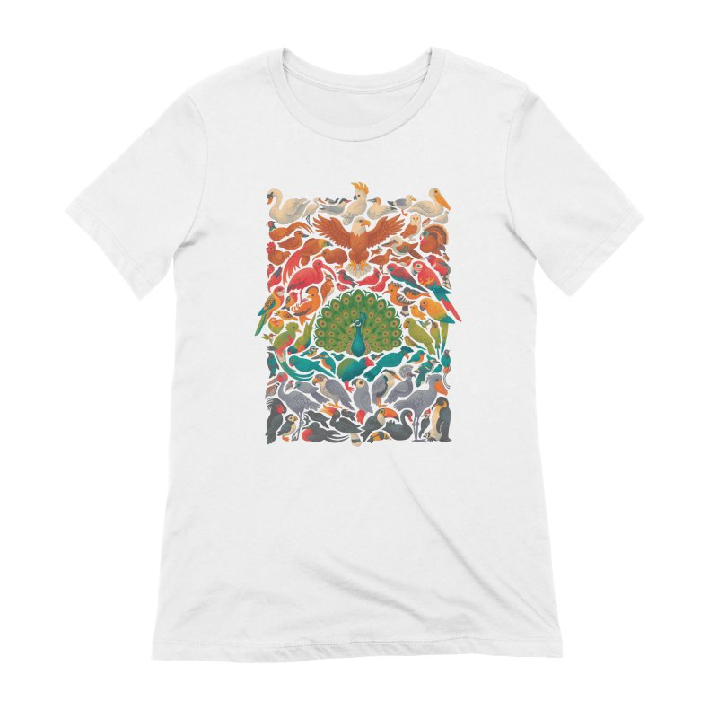 Aerial Spectrum Women's Extra Soft T-Shirt by Waynem