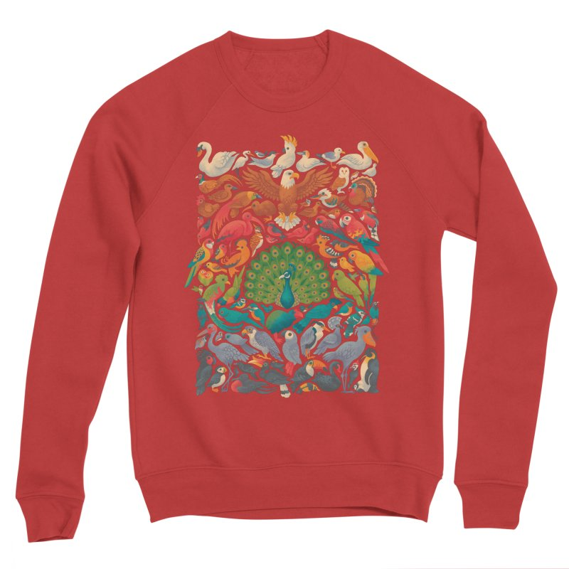 Aerial Spectrum Women's Sponge Fleece Sweatshirt by Waynem