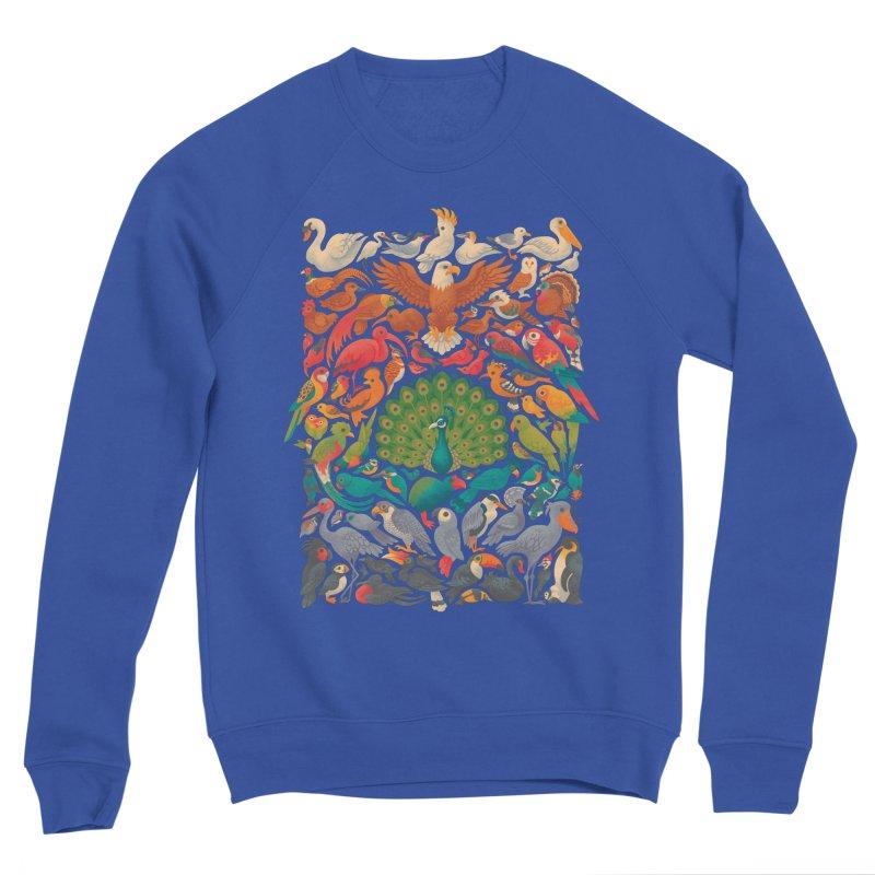 Aerial Spectrum Men's Sponge Fleece Sweatshirt by Waynem