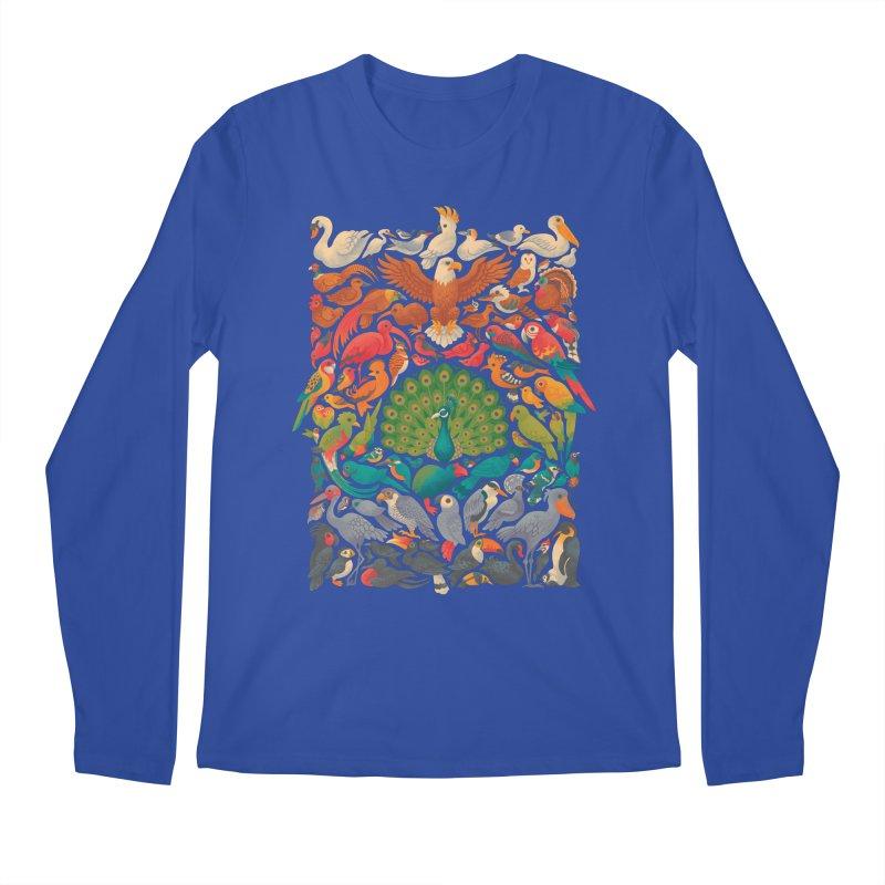 Aerial Spectrum Men's Regular Longsleeve T-Shirt by Waynem