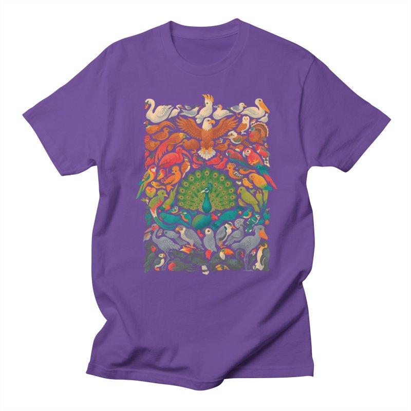 Aerial Spectrum Women's Regular Unisex T-Shirt by Waynem