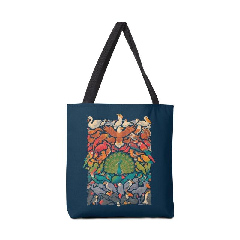 Aerial Spectrum Accessories Tote Bag Bag by Waynem