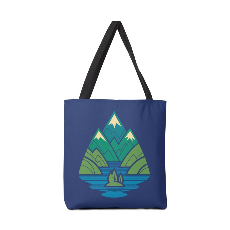 Mountain Lake Accessories Tote Bag Bag by Waynem