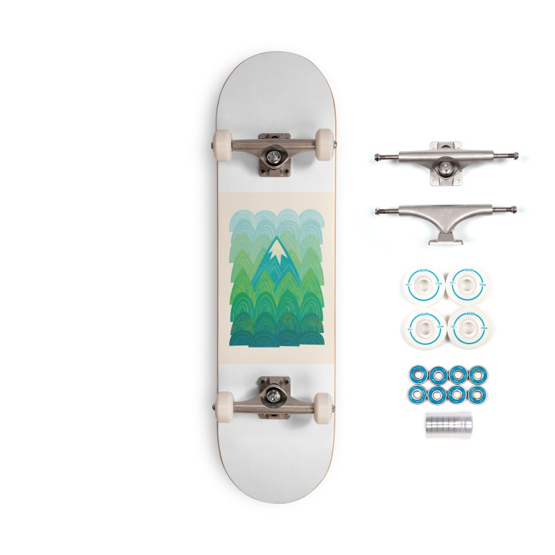 Towering Mountain Accessories Complete - Basic Skateboard by Waynem