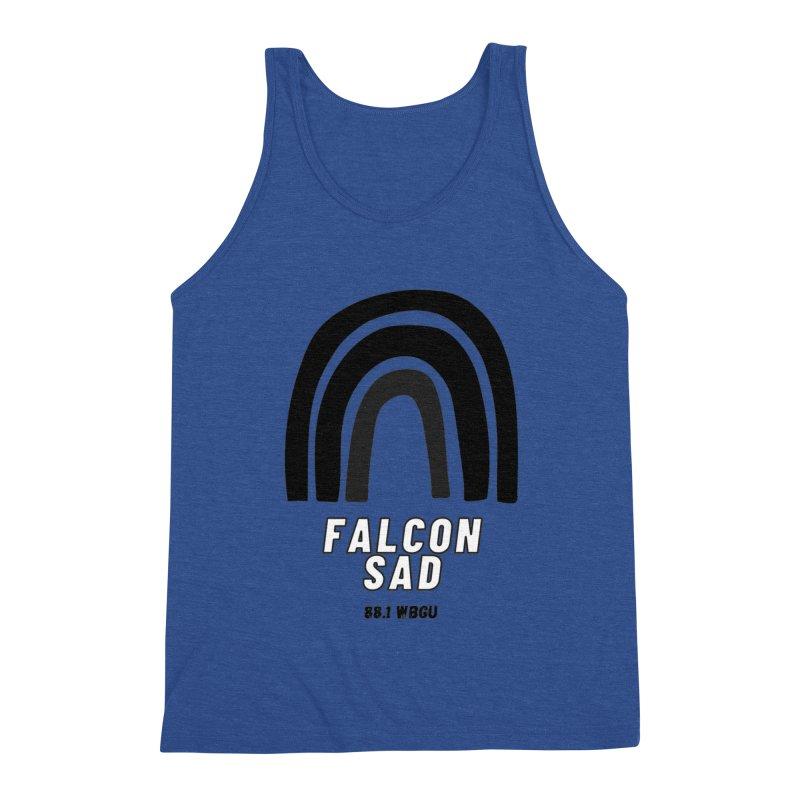 Falcon Sad Rainbow Men's Tank by WBGU-FM's Shop
