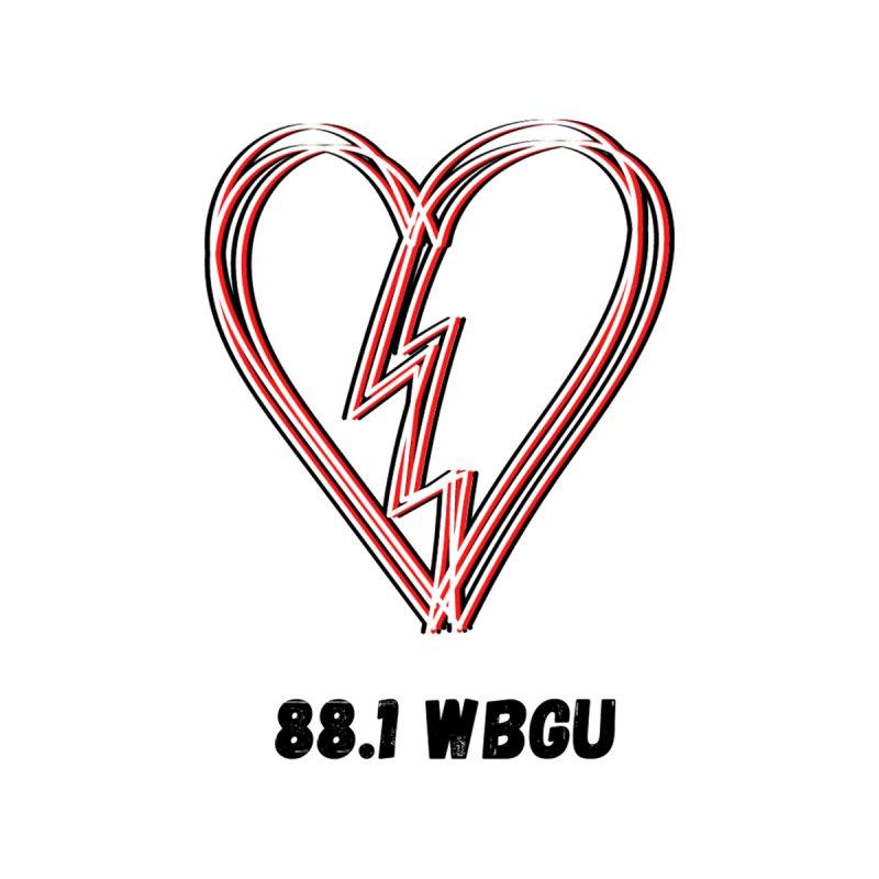 Broken Heart WBGU Women's T-Shirt by WBGU-FM's Shop