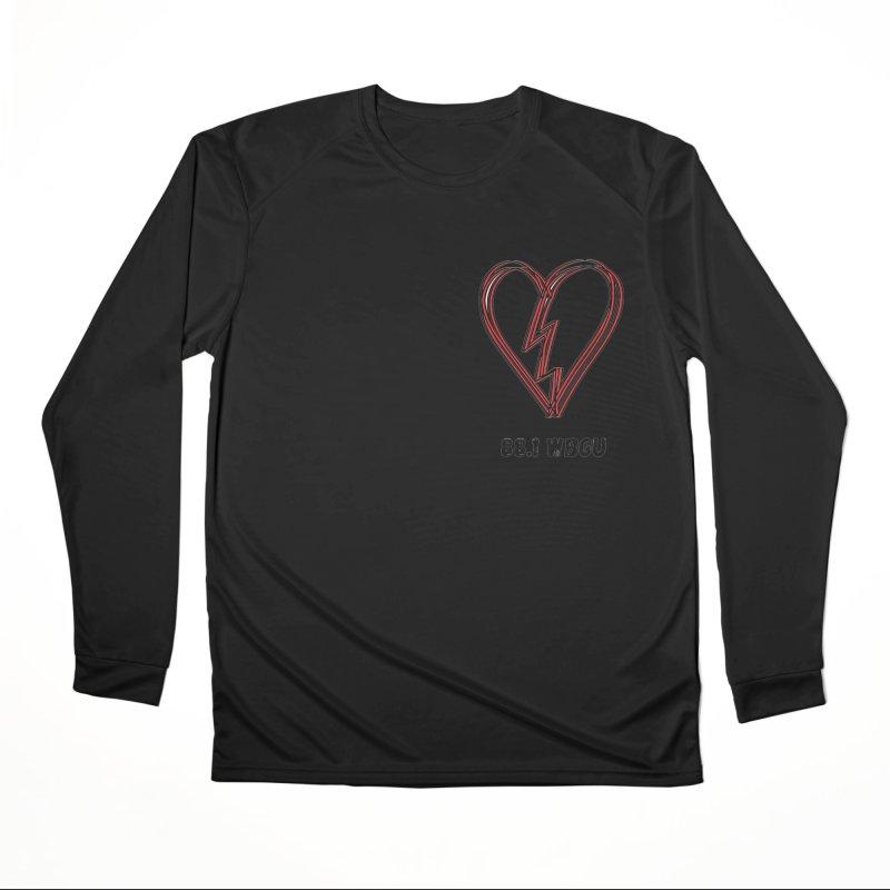 Broken Heart WBGU Men's Longsleeve T-Shirt by WBGU-FM's Shop