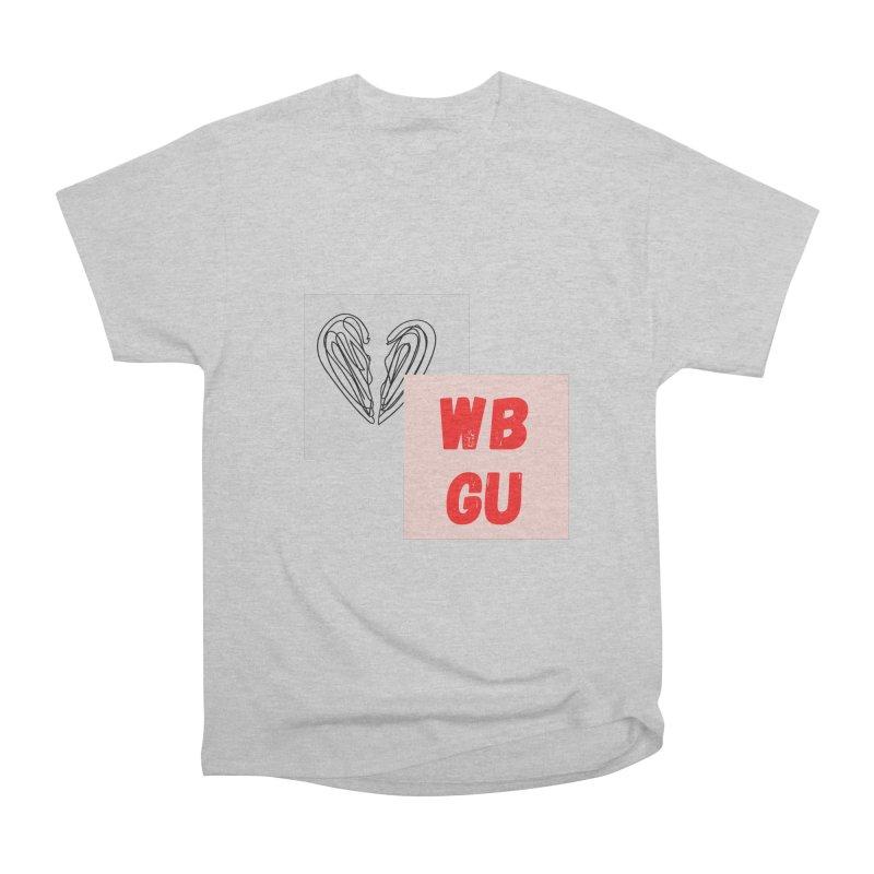 WBGU squares Men's T-Shirt by WBGU-FM's Shop