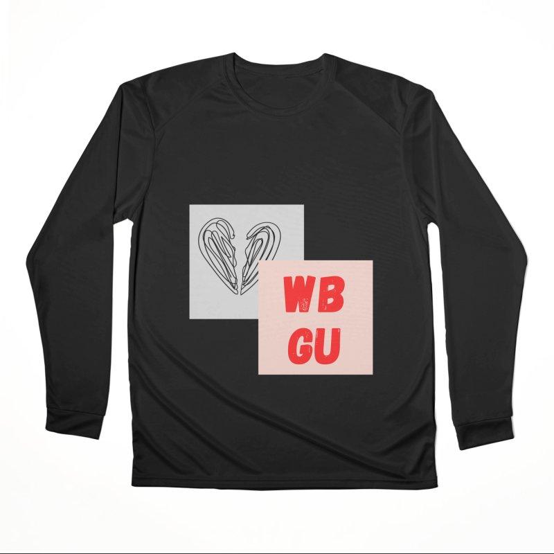 WBGU squares Men's Longsleeve T-Shirt by WBGU-FM's Shop