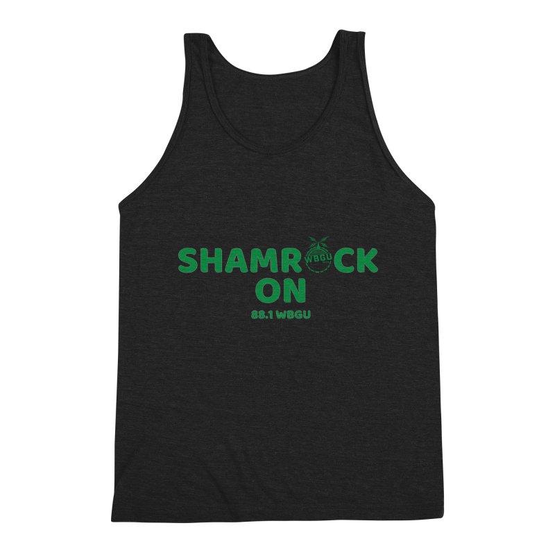 ShamROCK on Men's Tank by WBGU-FM's Shop