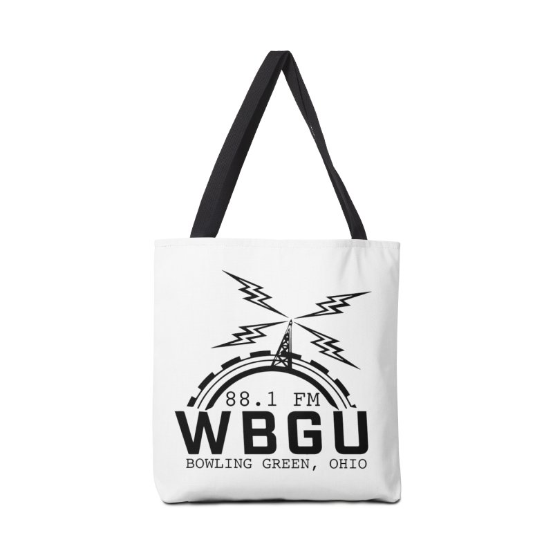 2018 Logo Accessories Bag by WBGU-FM's Shop