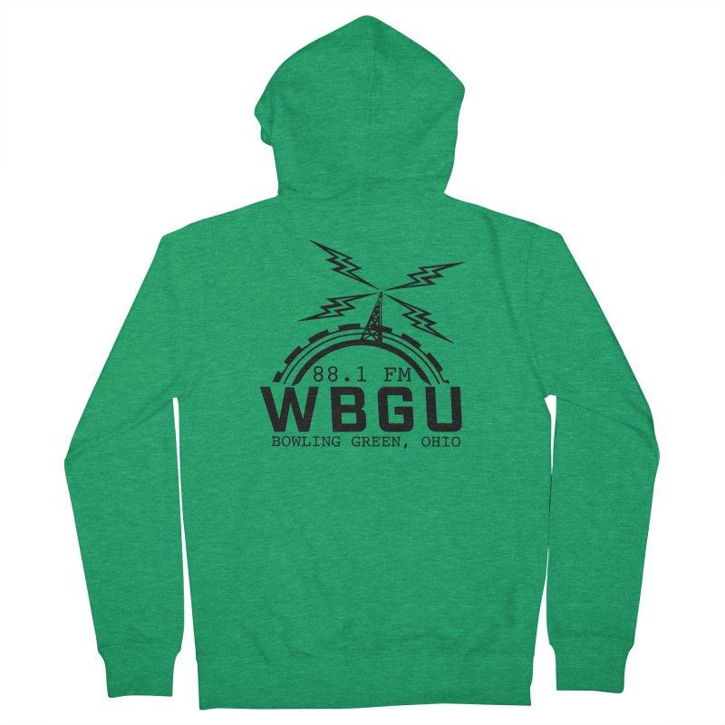 2018 Logo Women's Zip-Up Hoody by WBGU-FM's Shop