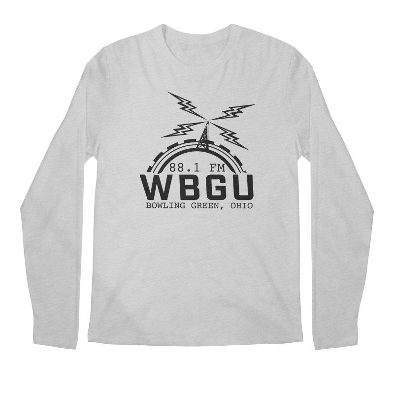 2018 Logo Men's Regular Longsleeve T-Shirt by WBGU-FM's Shop