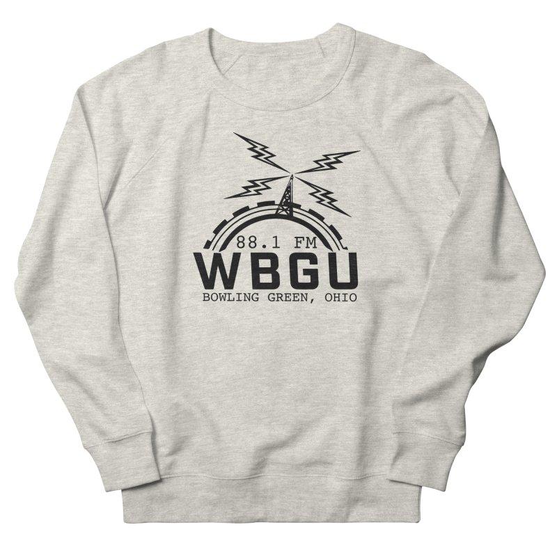 2018 Logo Women's French Terry Sweatshirt by WBGU-FM's Shop