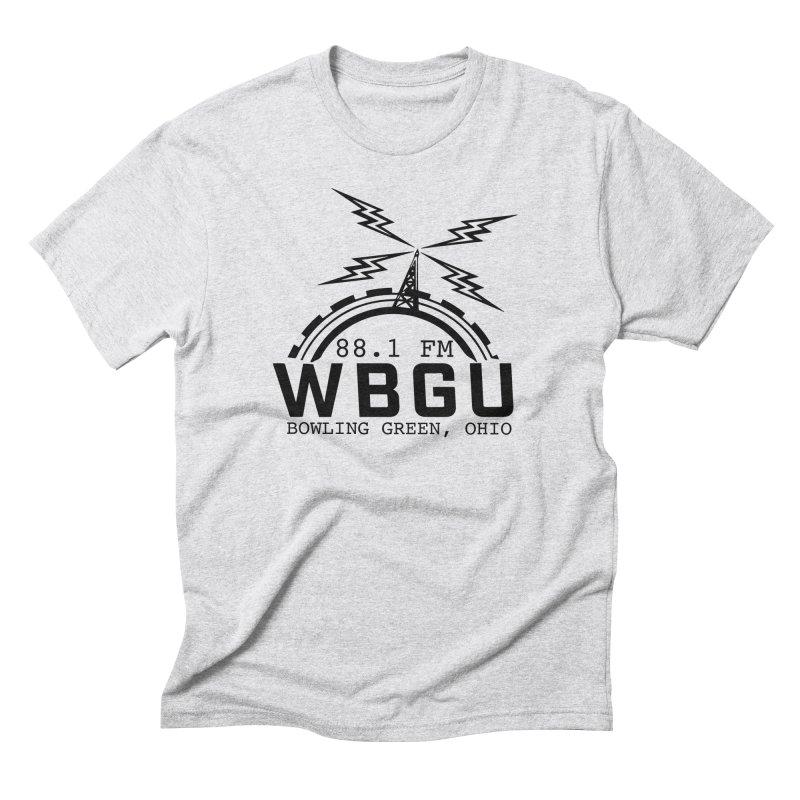 2018 Logo Men's Triblend T-Shirt by WBGU-FM's Shop
