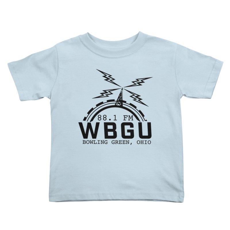 2018 Logo Kids Toddler T-Shirt by WBGU-FM's Shop
