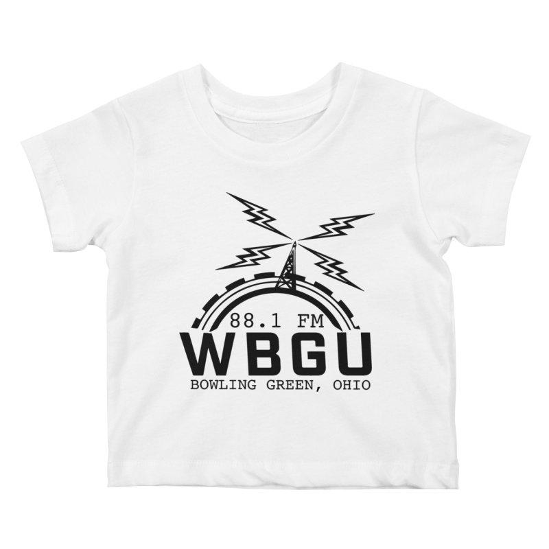 2018 Logo Kids Baby T-Shirt by WBGU-FM's Shop