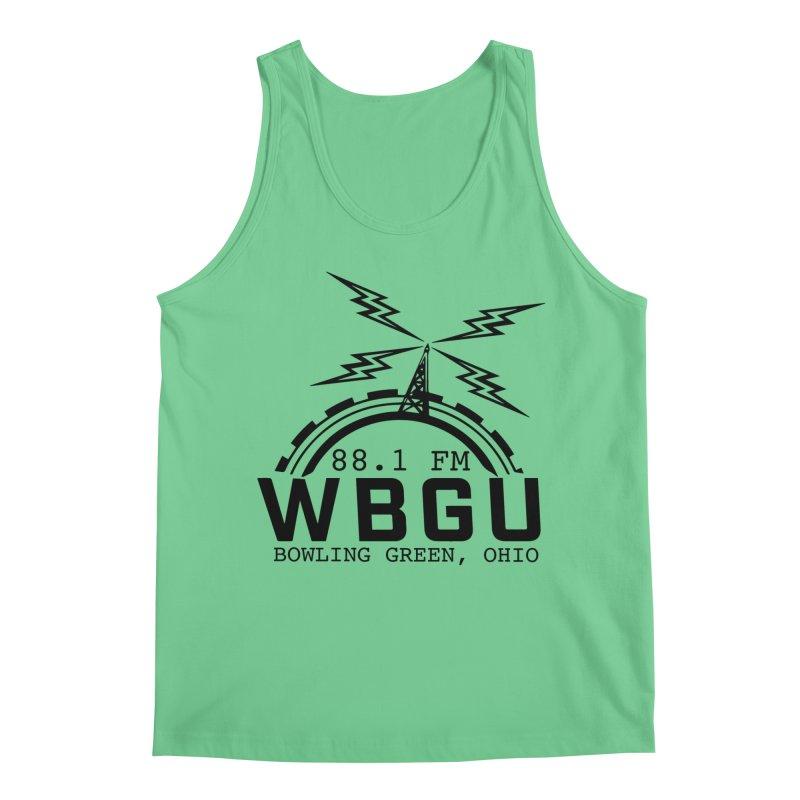 2018 Logo Men's Tank by WBGU-FM's Shop