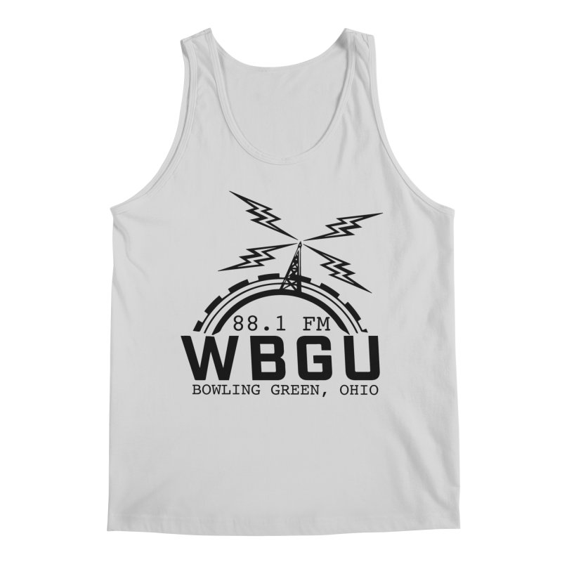 2018 Logo Men's Regular Tank by WBGU-FM's Shop