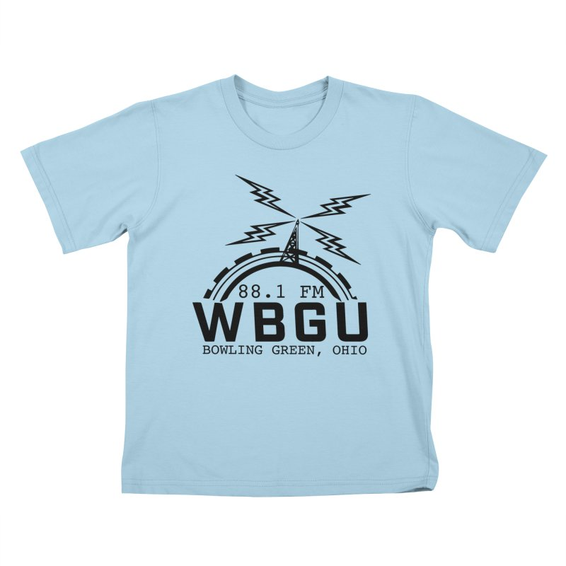 2018 Logo Kids T-Shirt by WBGU-FM's Shop
