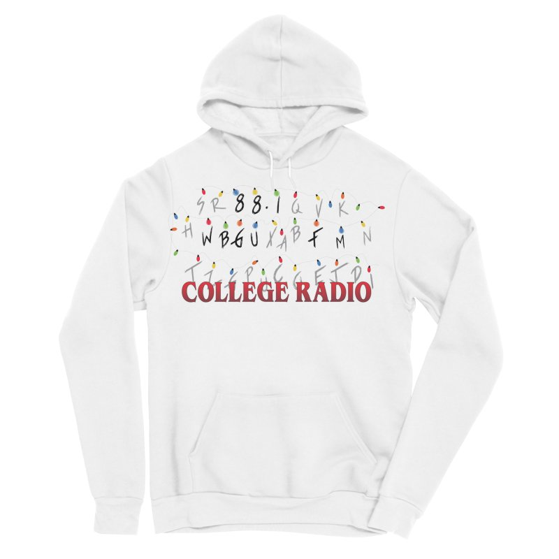Stranger Radio Women's Sponge Fleece Pullover Hoody by WBGU-FM's Shop