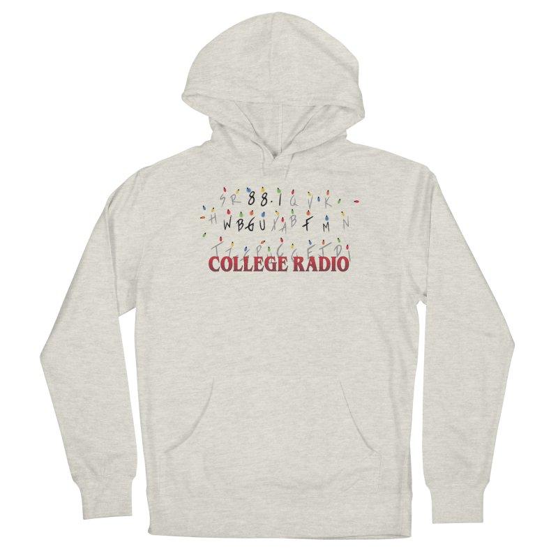 Stranger Radio Men's Pullover Hoody by WBGU-FM's Shop