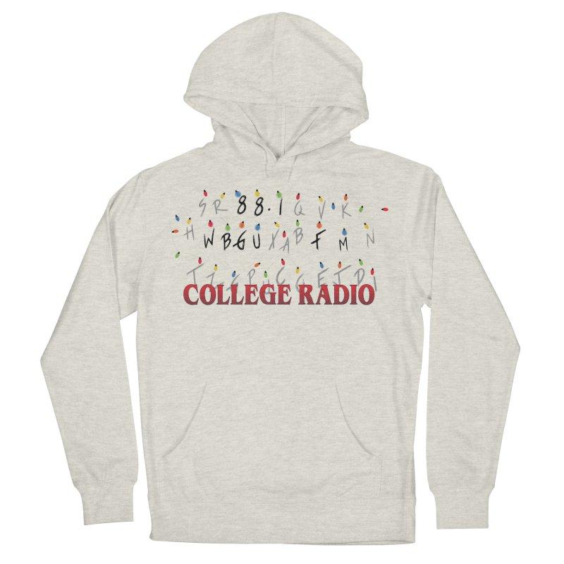 Stranger Radio Women's French Terry Pullover Hoody by WBGU-FM's Shop