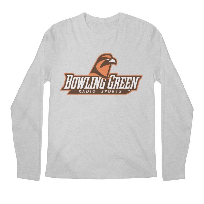 Radio Sports Network Men's Regular Longsleeve T-Shirt by WBGU-FM's Shop