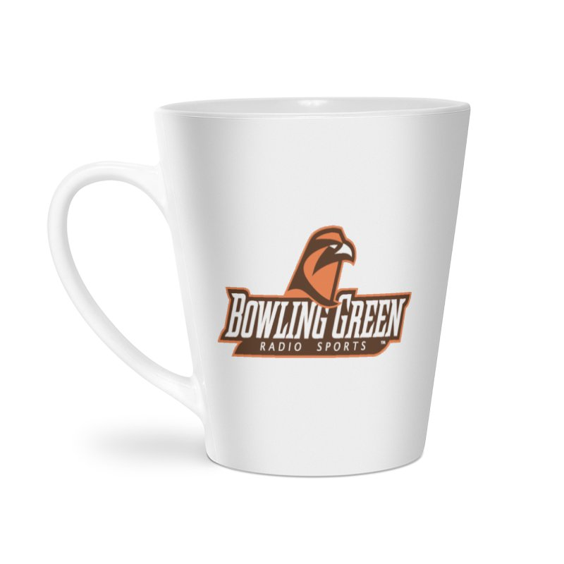 Radio Sports Network Accessories Latte Mug by WBGU-FM's Shop