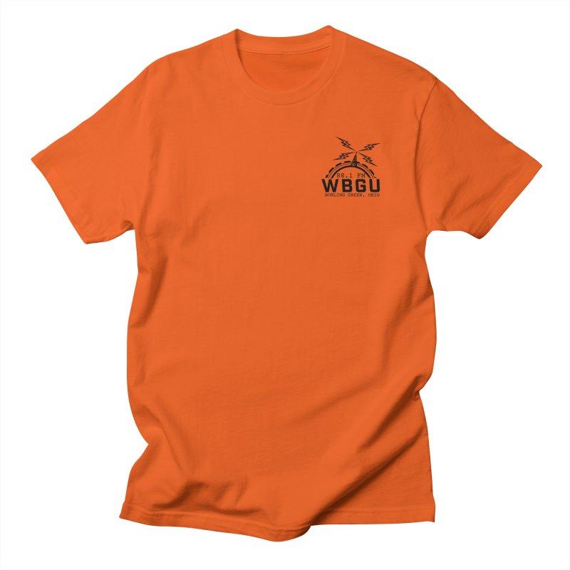 2018 Logo Chest Women's Regular Unisex T-Shirt by WBGU-FM's Shop
