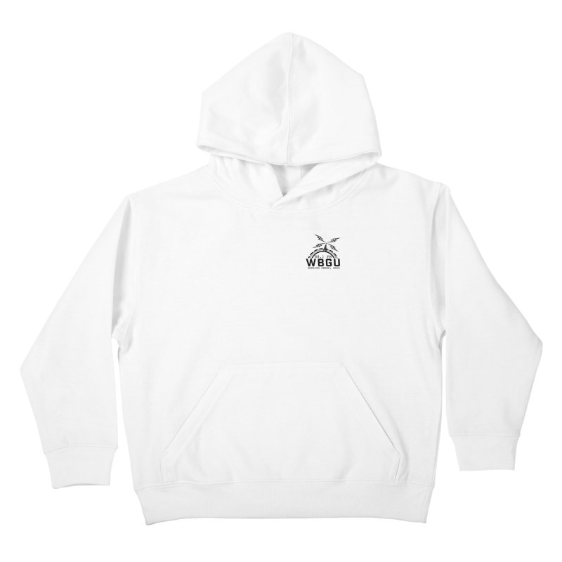 2018 Logo Chest Kids Pullover Hoody by WBGU-FM's Shop