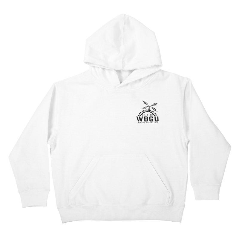 2018 Logo Chest Kids Baby T-Shirt by WBGU-FM's Shop