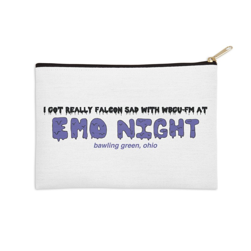 Emo Night Accessories Zip Pouch by WBGU-FM's Shop