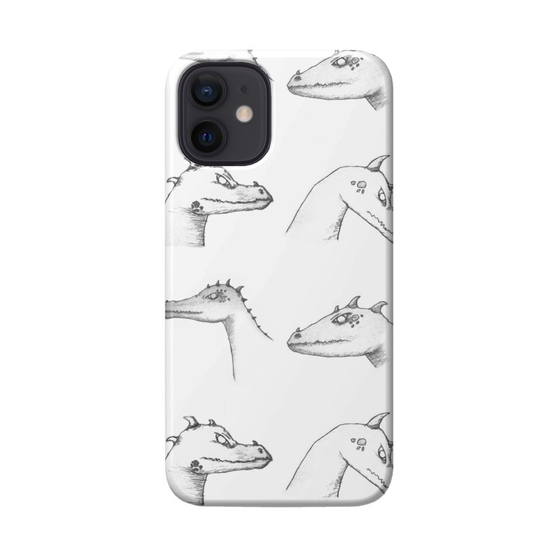 Repeating Dragons Accessories Phone Case by wchwriter's Artist Shop