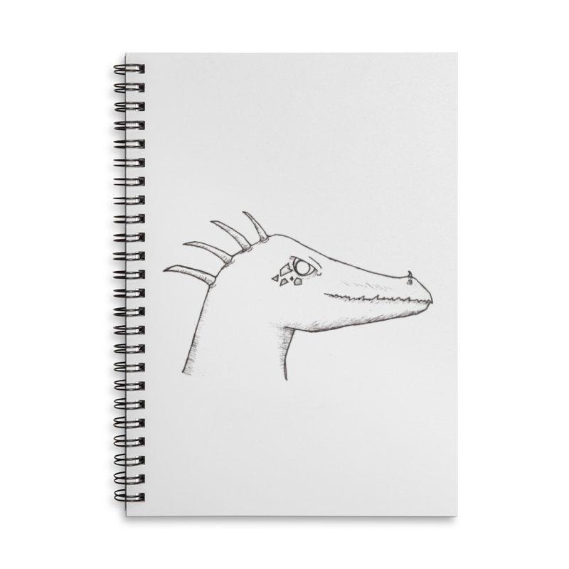 Derek Accessories Lined Spiral Notebook by wchwriter's Artist Shop