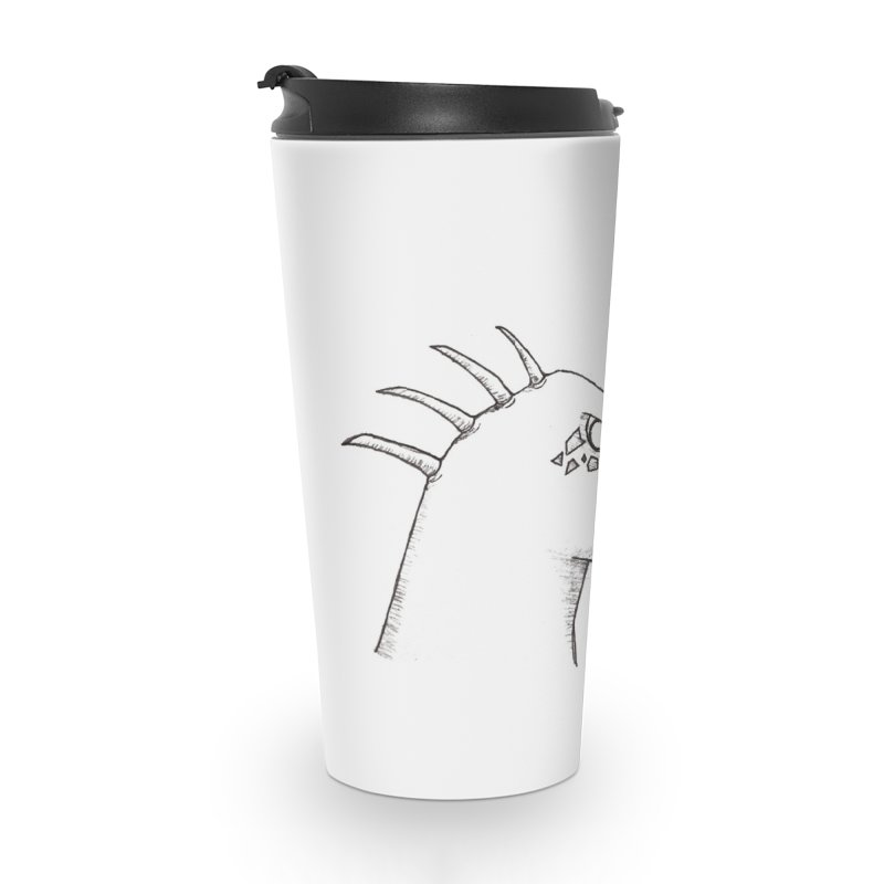Derek Accessories Travel Mug by wchwriter's Artist Shop