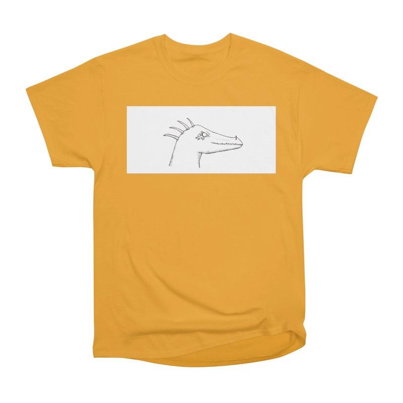 Derek Men's Heavyweight T-Shirt by wchwriter's Artist Shop