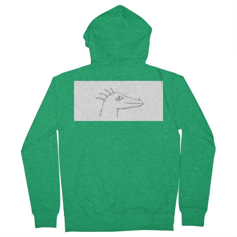 Derek Men's Zip-Up Hoody by wchwriter's Artist Shop